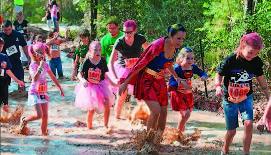 Family Events in Master Planned Community - Fun Run