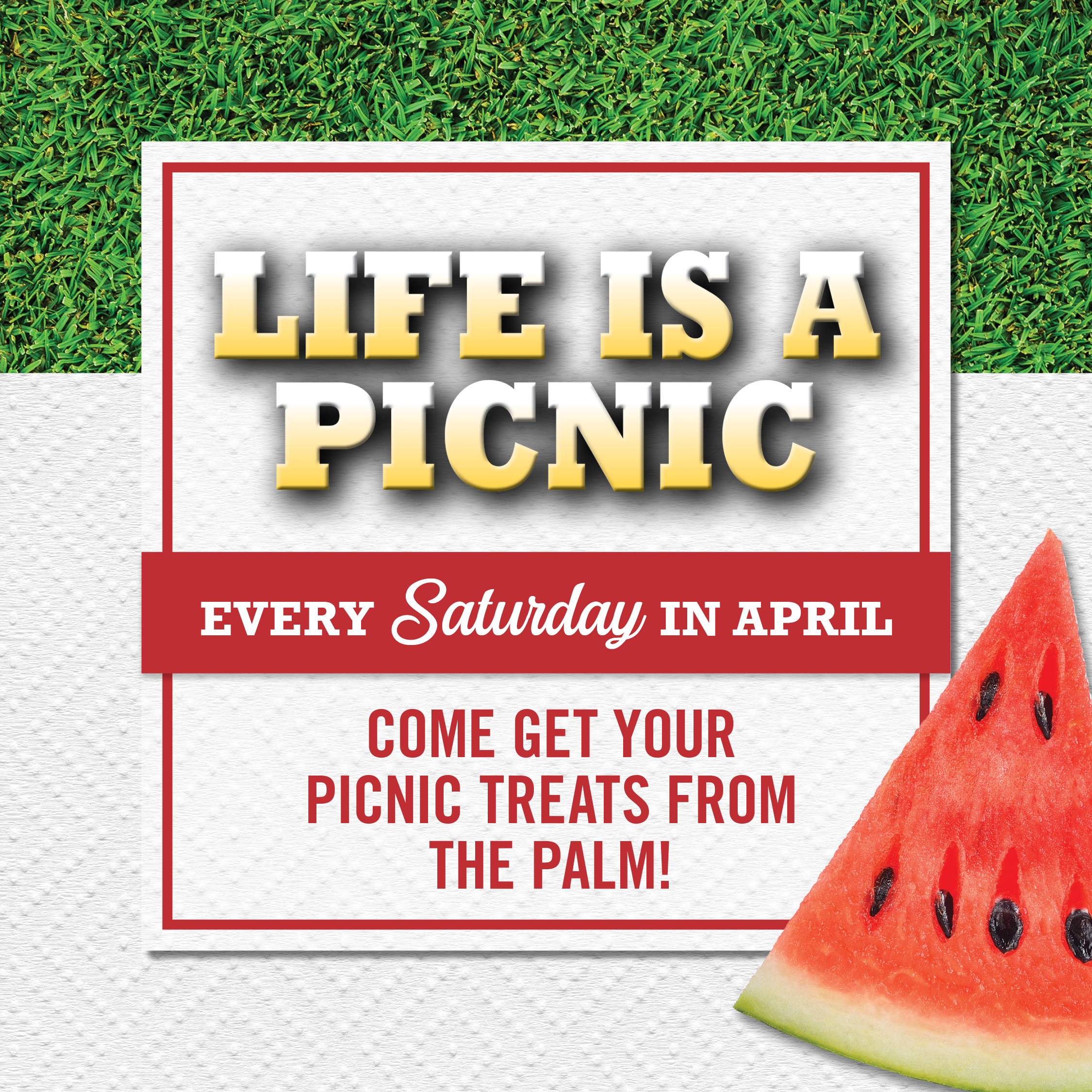 Life is a Picnic in Woodforest