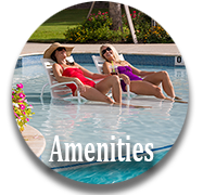 Amenities at Woodforest in Montgomery County