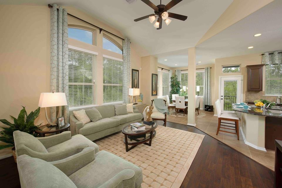 Chesmar Townhomes Woodforest In Montgomery County Tx