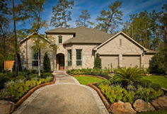 New Home Builders In Woodforest Community