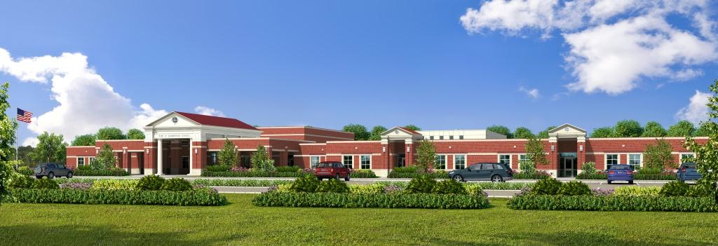 Conroe ISD New Campus on Woodforest